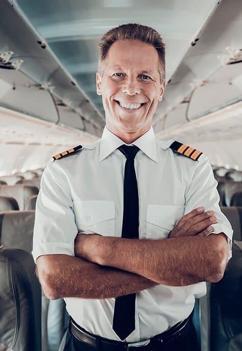 visto para pilotos