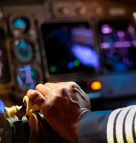 carreira de aviador