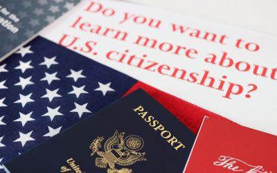 CIDADANIA AMERICANA – Como obter a cidadania e o passaporte americano