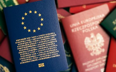 PASSAPORTE EUROPEU AJUDA PARA CONSEGUIR UM GREEN CARD?